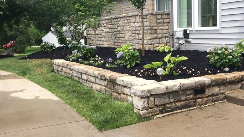Affordable Landscaping Ideas For Newark Ohio Homeowners.