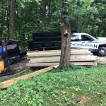 Retaining Wall Replacement in Granville Ohio