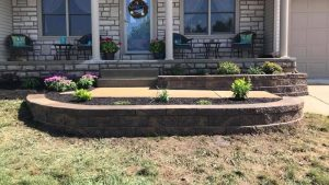 Landscape Revamp in Newark Ohio