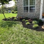 Low Maintenance Landscape in Granville Ohio