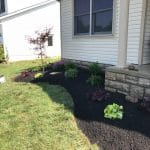 Landscape Revamp in Newark Ohio