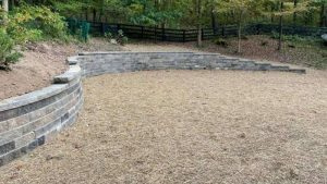 retaining wall repair by Natural Image Property Services